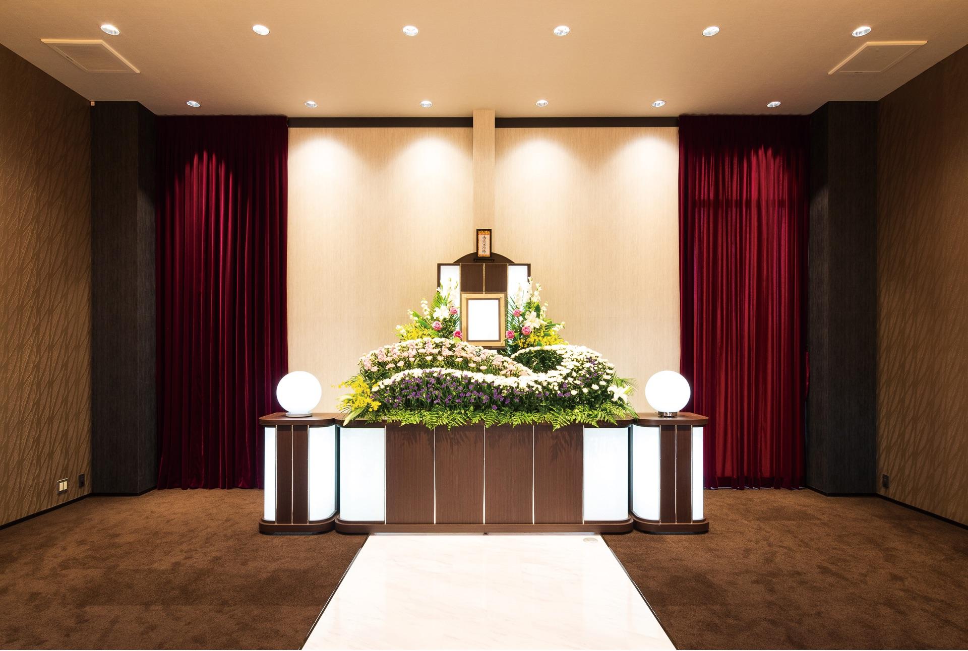 家族葬・一般葬プランの写真